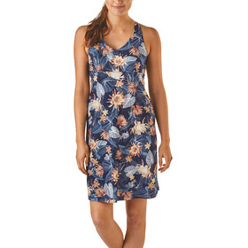 Patagonia W's Magnolia Spring Dress Yosemite Natives: Railroad Blue
